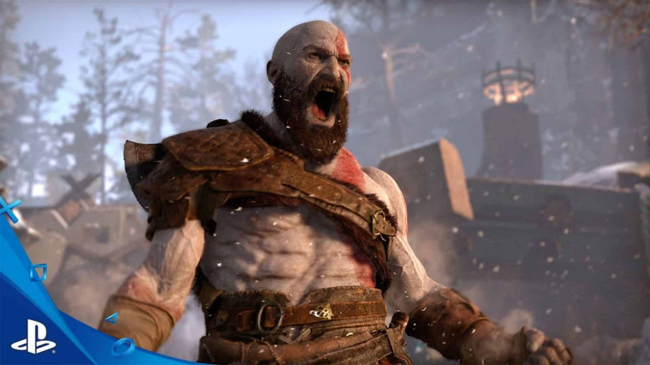 E3 2017: God of War si mostra Trailer e Gameplay!
