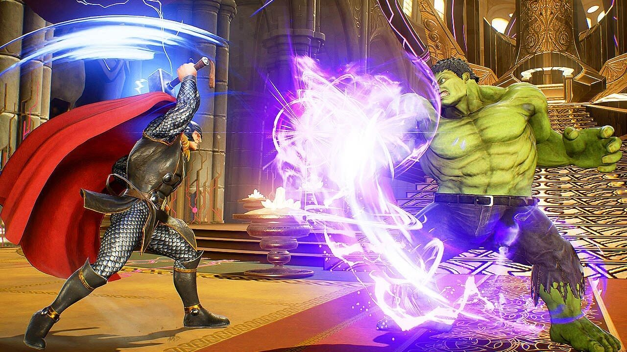 E3 2017: nuovo story trailer per Marvel vs Capcom Infinite