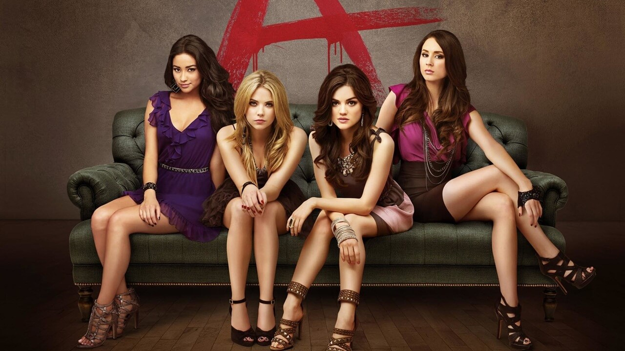 Image result for Pretty Little Liars