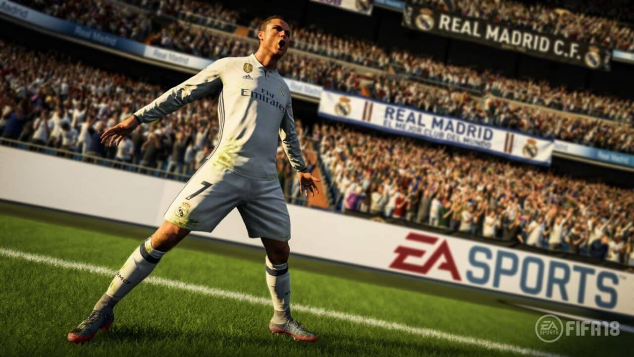 ... svelato le caratteristiche di FIFA 18 per la console Nintendo Switch