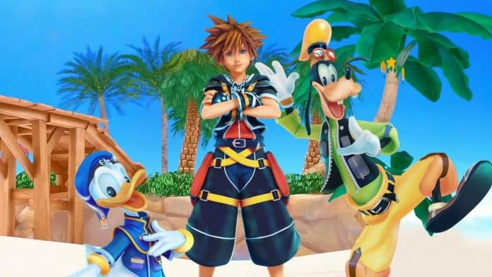 kingdom hearts 3 trailer gameplay