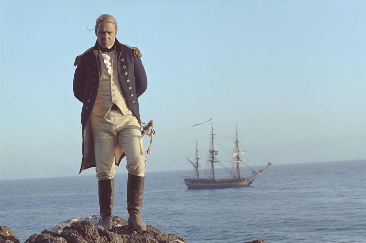 Master & Commander – Sfida ai confini del mare: la colonna sonora del film di Peter Weir
