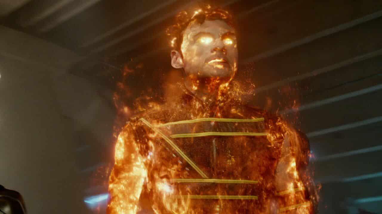 Sunspot - Henry Zaga - New Mutants