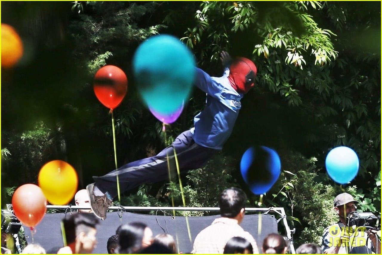 Deadpool 2: Ryan Reynolds rovina una festa di compleanno