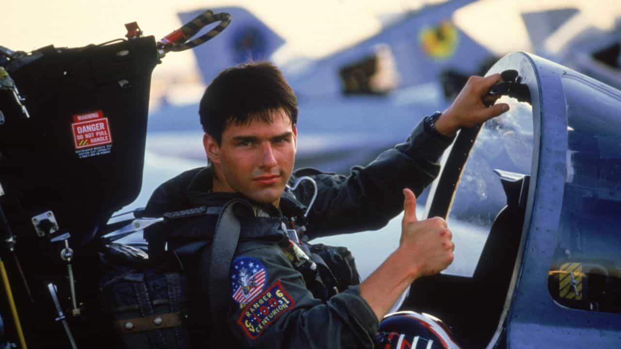 Top Gun: Tom Cruise svela il titolo del sequel!