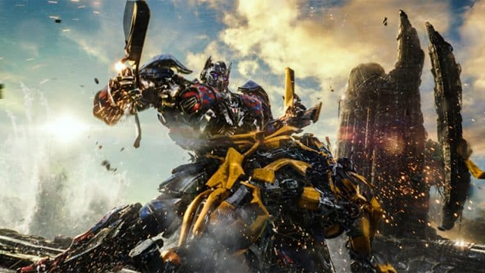 Transformers: L'Ultimo Cavaliere Cinematographe