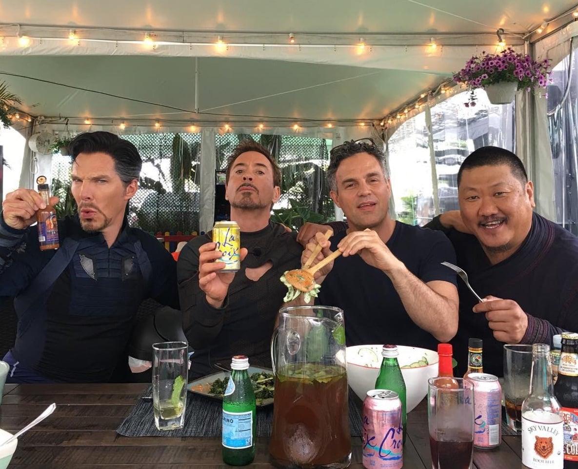 Avengers - Infinity War: Confermata una scena con oltre 32 personaggi