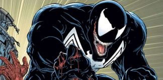 venom spider-man tom holland