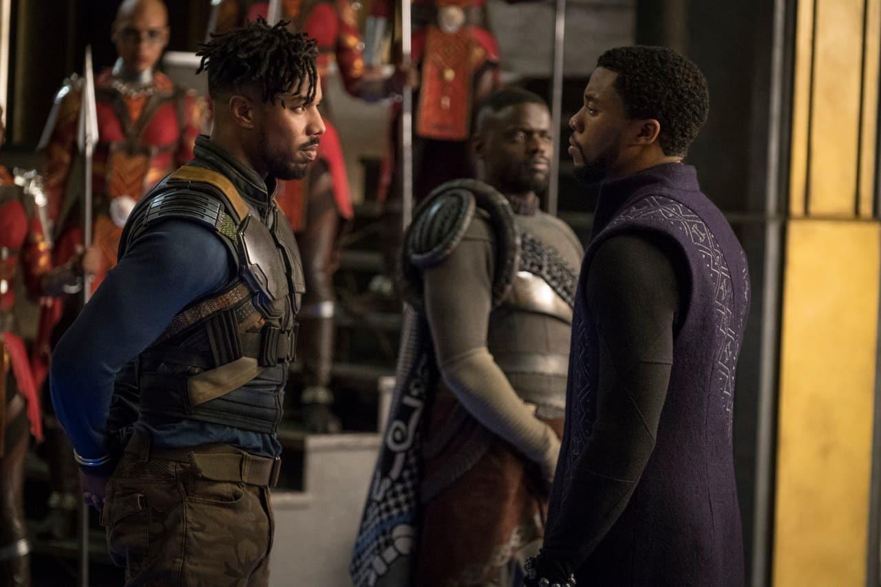 Black Panther: la Marvel diffonde le immagini del cinecomic