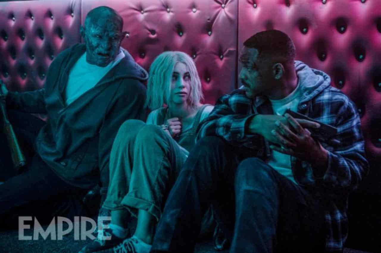 Will Smith e Joel Edgerton sparano in Bright, nuova foto di Empire