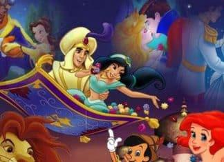Canzoni Disney