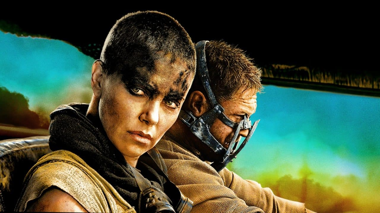 Charlize Theron Mad Max spin-off