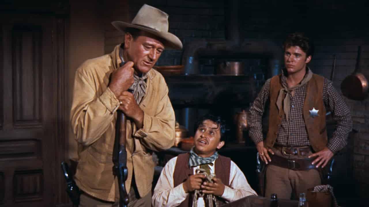 Un Dollaro D Onore Le Canzoni Del Capolavoro Western Con John Wayne