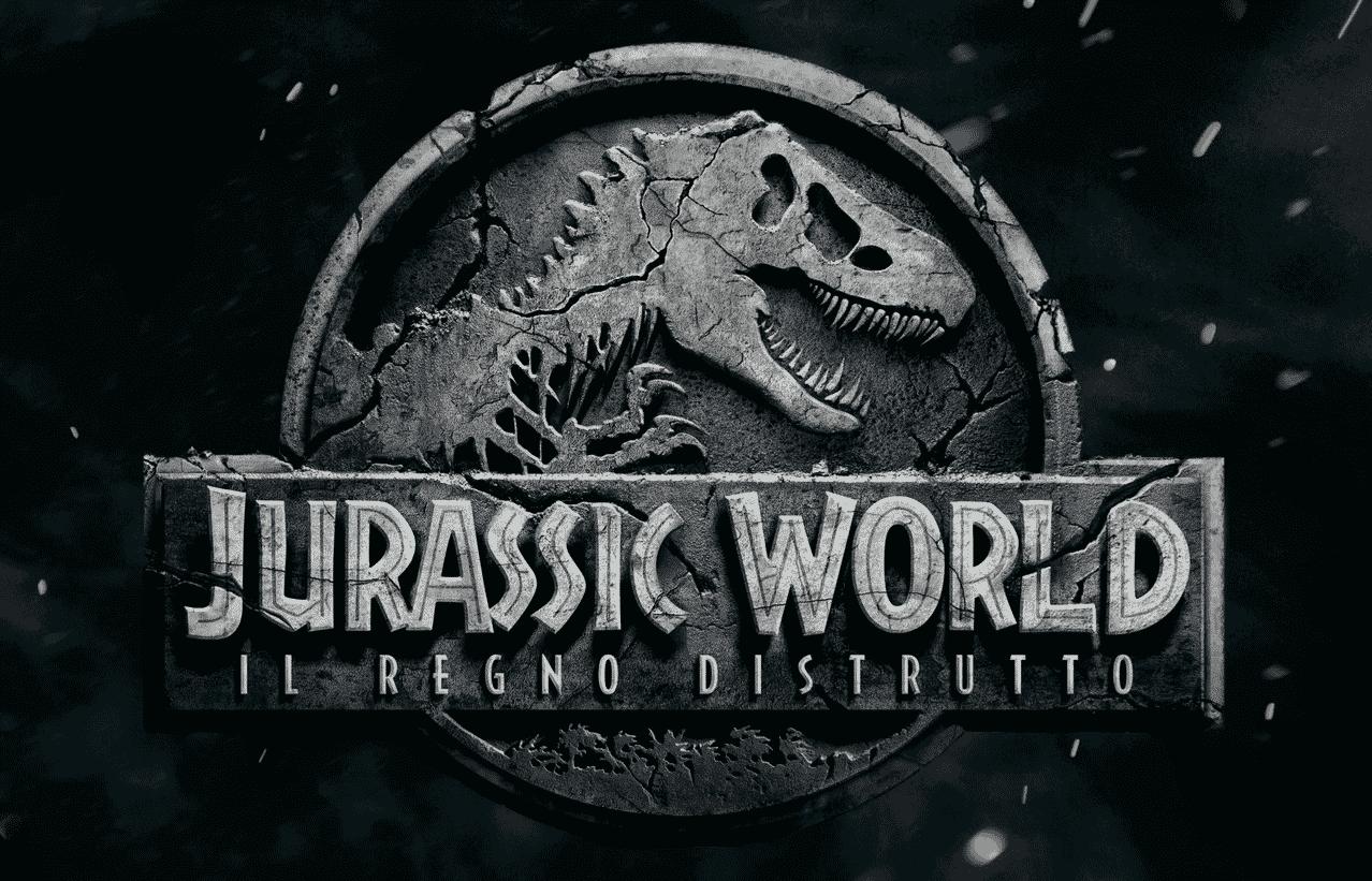 jurassic world il regno distrutto il primo poster italiano