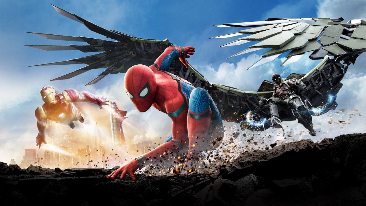 Spider-Man: Homecoming al Cinema: Incasso di 15.4 milioni in due giorni