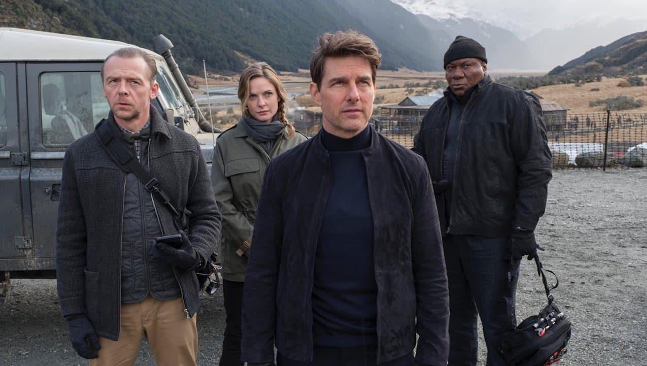 Mission: Impossible 6, l'IMF riunito con Tom Cruise nella nuova foto ufficiale