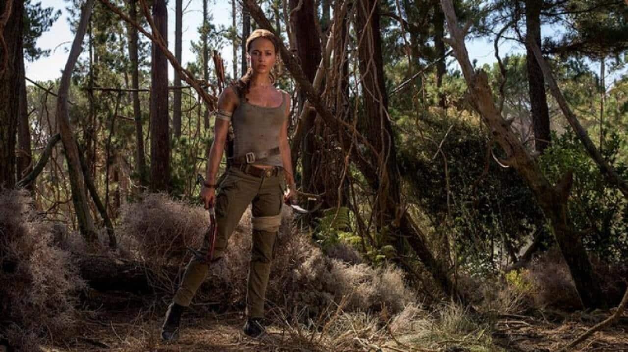 Tomb Raider, due nuove foto dal set del film con Alice Vikander
