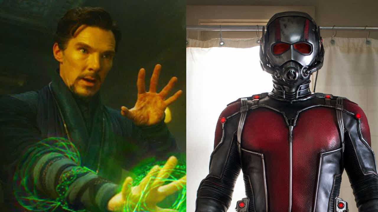 Avengers Infinity War: Ant-Man in fuga nelle nuove foto dal set