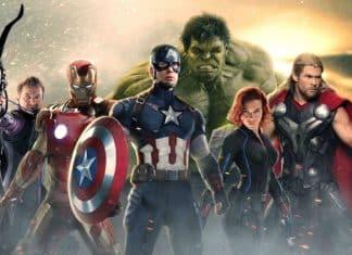 avengers: infinity war fine riprese