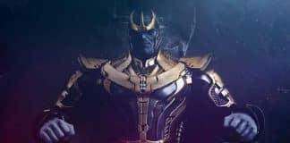 avengers: infinity war trailer rubato sdcc