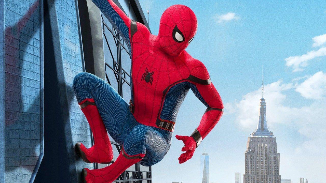 Spider man homecoming il film di supereroi con il - Images de spiderman ...