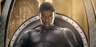 chadwick boseman black panther poster wakanda