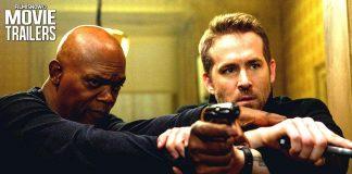 The Hitman's Bodyguard - Samuel L. Jackson e Ryan Reynolds all'azione nel nuovo trailer