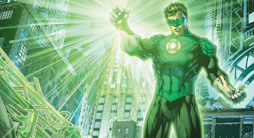 Lanterna Verde Justice League