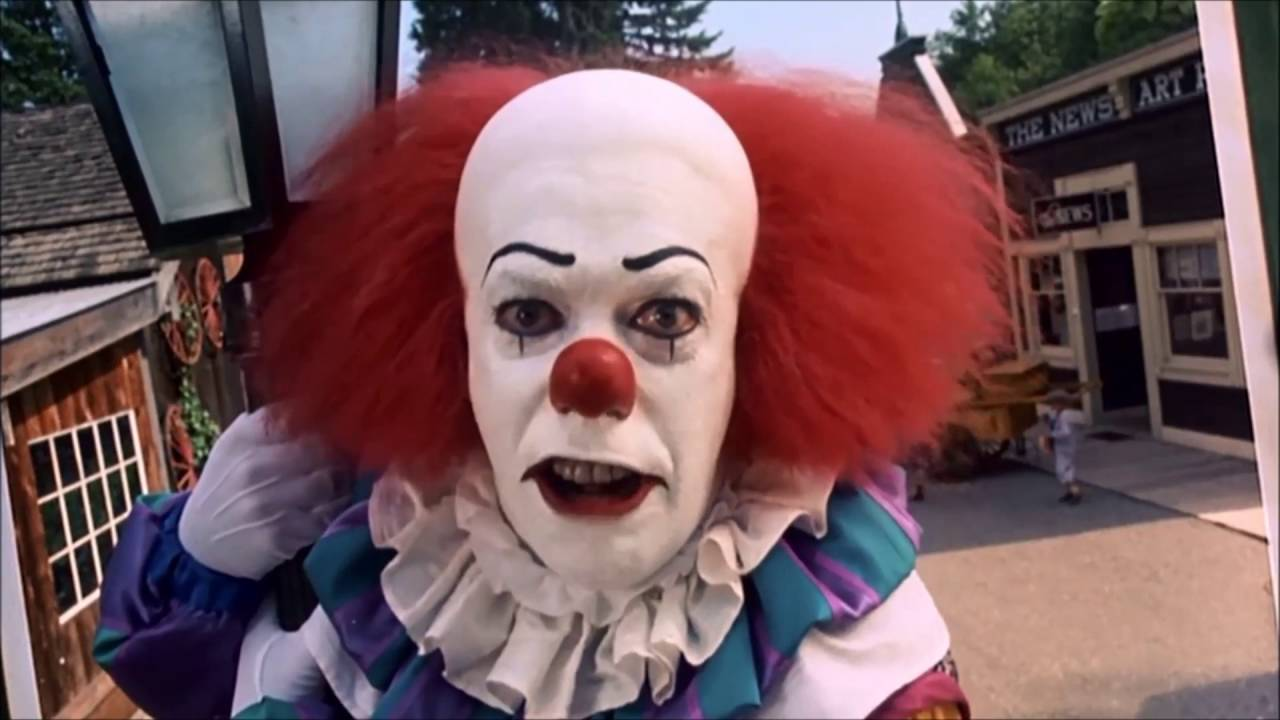 pennywise tim curry it easter egg
