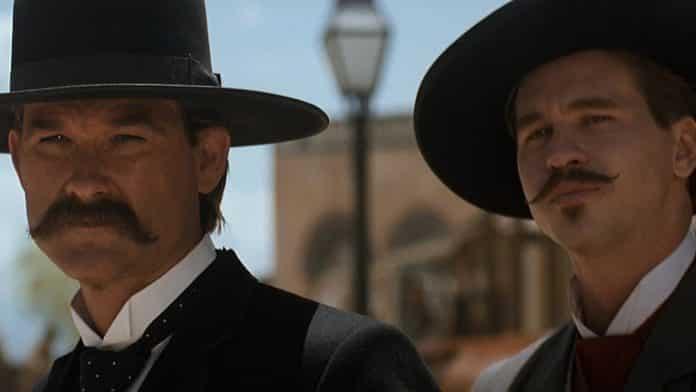 Val Kilmer Tombstone Kurt Russell