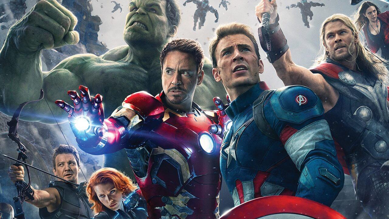 Avengers infinity war ecco tutti gli eroi marvel che - Images avengers ...