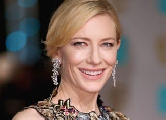 cate blanchett the house with a clock in its walls