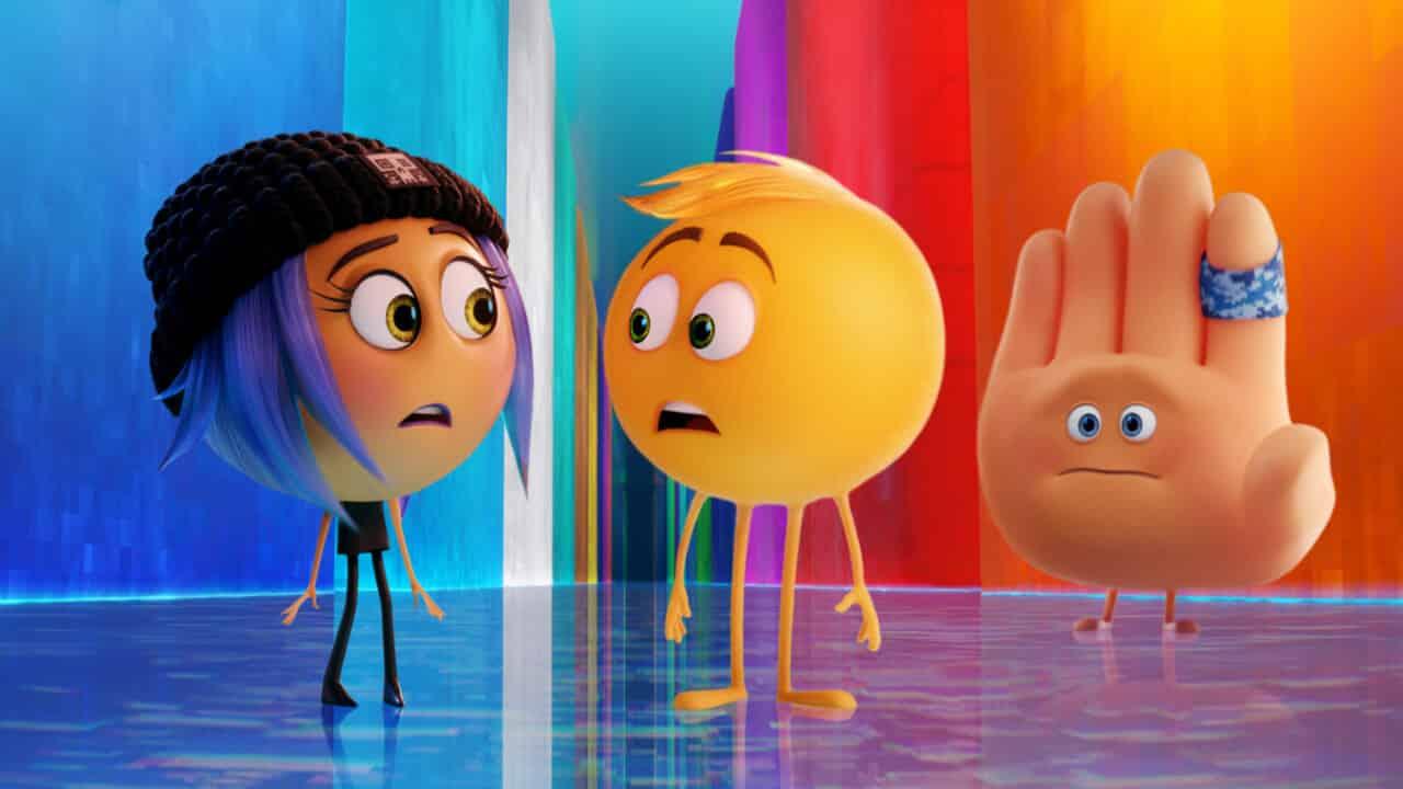 Emoji: Accendi le Emozioni è in uscita al cinema! Tra i