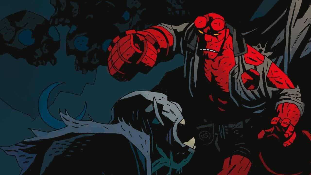 Hellboy: il reboot con David Harbour non sarà una storia sulle origini