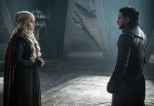 il trono di spade jon snow daenerys