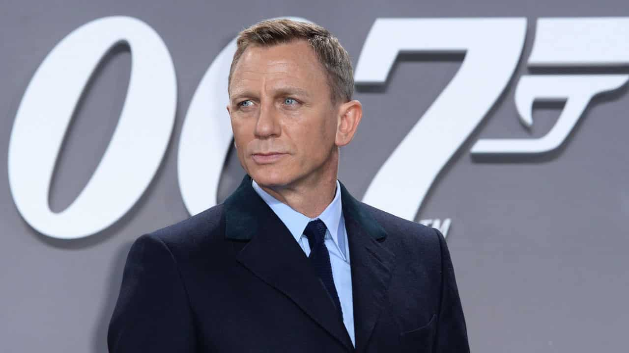 Daniel Craig interpreterà James Bond per l'ultima volta