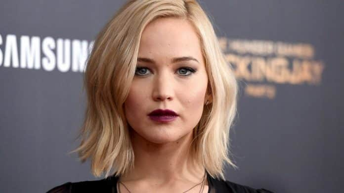 jennifer lawrence madre foto