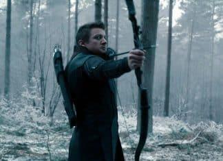 jeremy renner occhio di falco avengers: infinity war