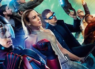 legends of tomorrow infinity
