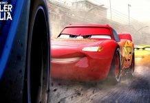 Cars 3 - Saetta McQueen testa a testa con Jackson Storm nel nuovo trailer