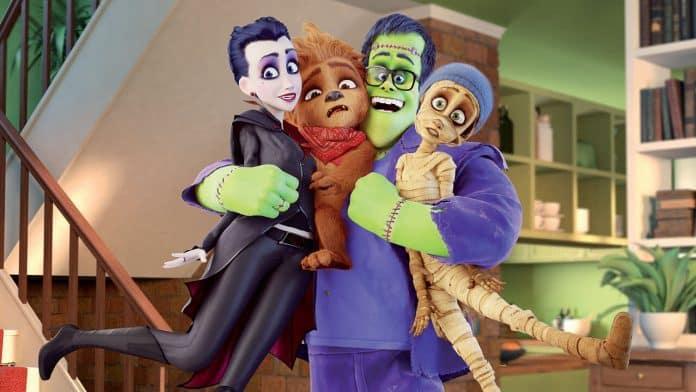 monster family casting max
