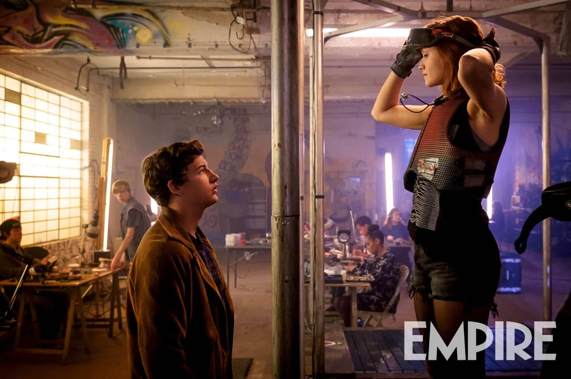 olivia cooke artemis ready player one