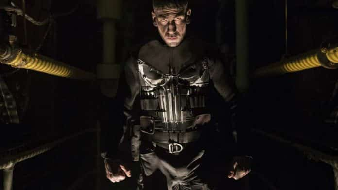 the punisher messaggio codice twitter