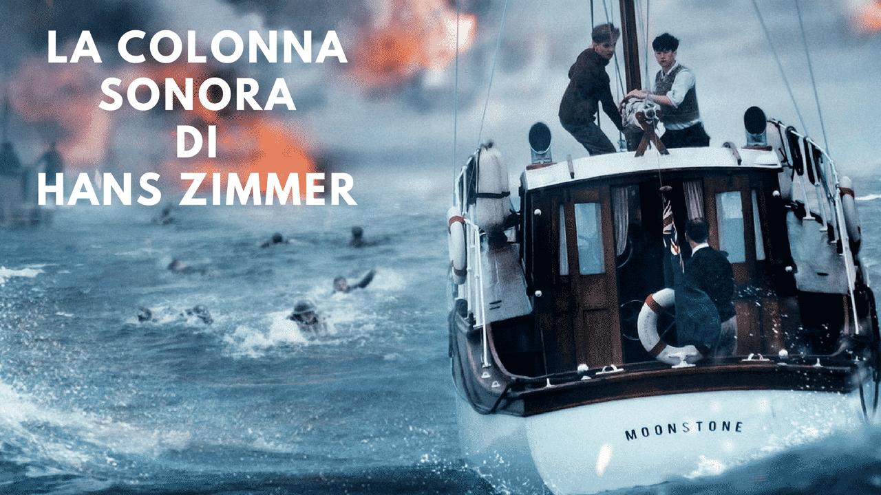 Dunkirk hans zimmer e la colonna sonora del film di - La porta rossa colonna sonora ...