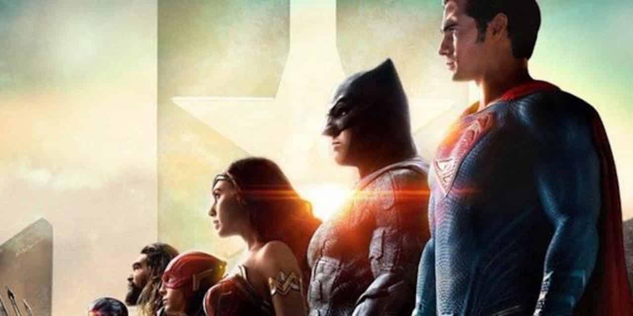 Justice League: un fan realizza il character poster di Superman