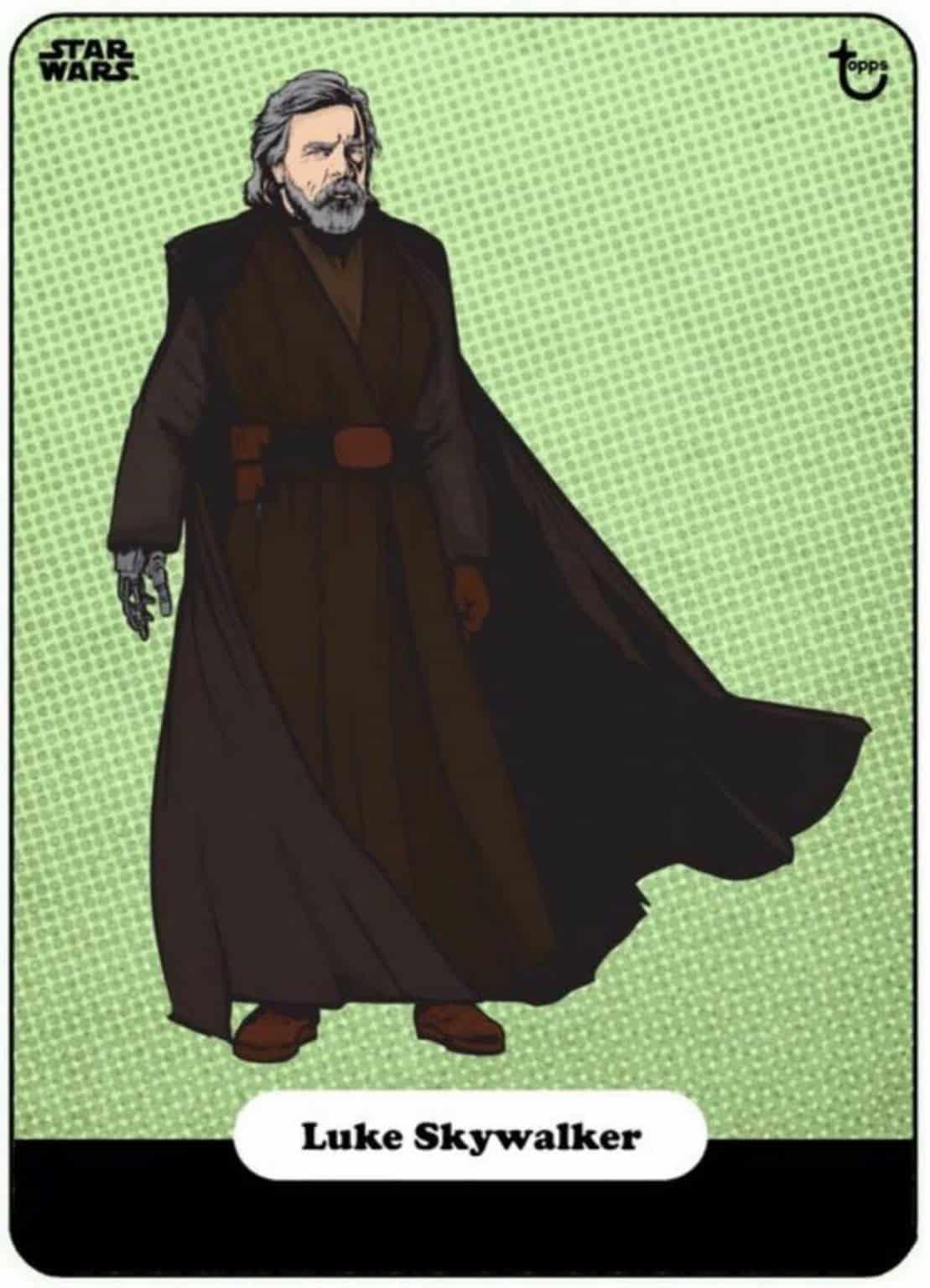 Gli ultimi Jedi: è questo il costume definitivo di Luke Skywalker?