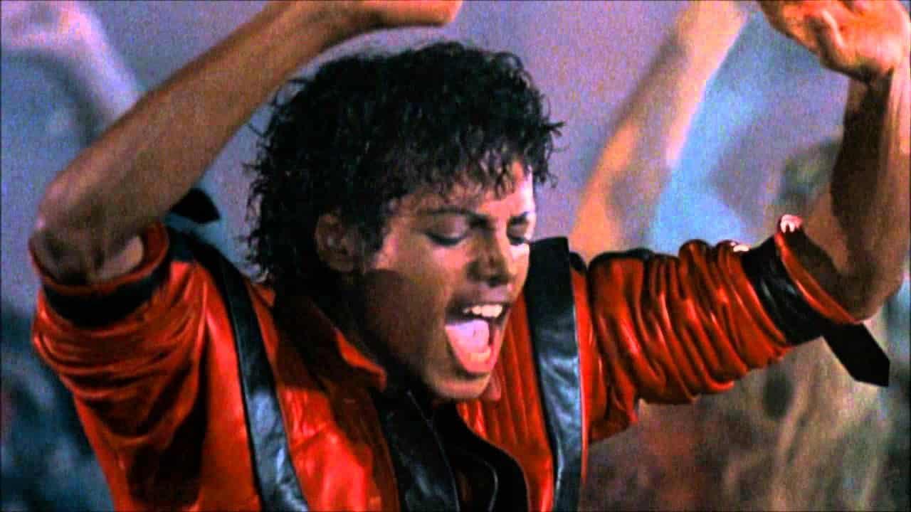 Michael Jackson Thriller 3D + Making of Thriller