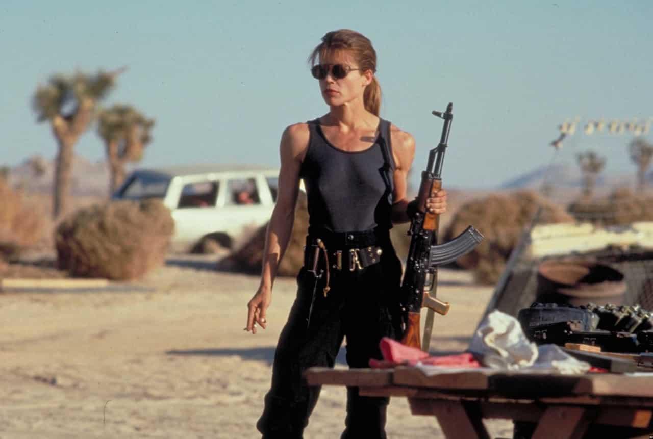 Terminator 6: Linda Hamilton tornerà nei panni di Sarah Connor
