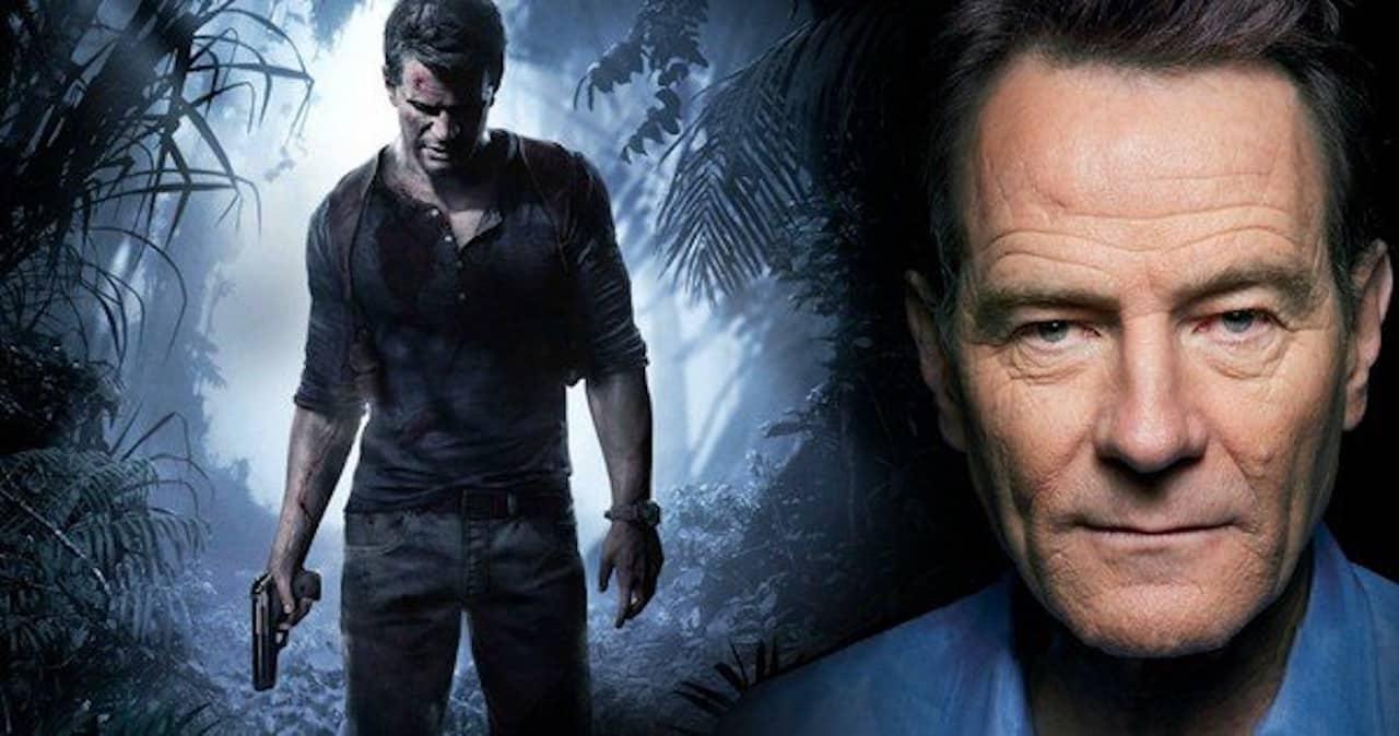 Bryan Cranston potrebbe avere un ruolo nel film di Uncharted