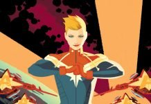 captain marvel, cinematographe